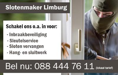Slotenmaker Voerendaal